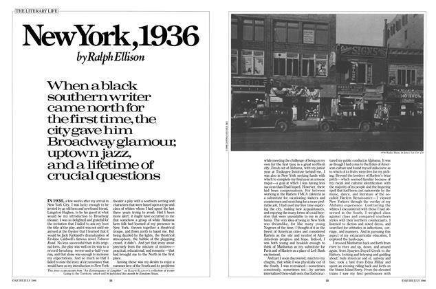 New York, 1936