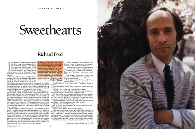 Article Preview: Sweethearts, August 1986 | Esquire