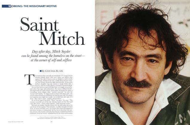 Article Preview: Saint Mitch, December 1986 | Esquire