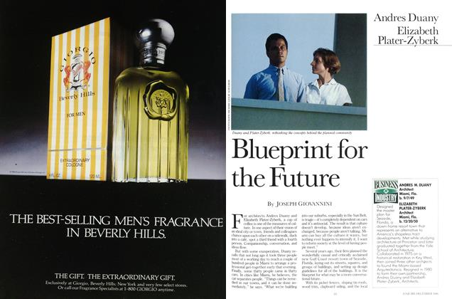 Article Preview: Blueprint for the Future, DECEMBER 1986 1986 | Esquire