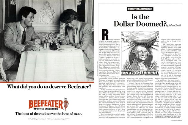 Is the Dollar Doomed?
