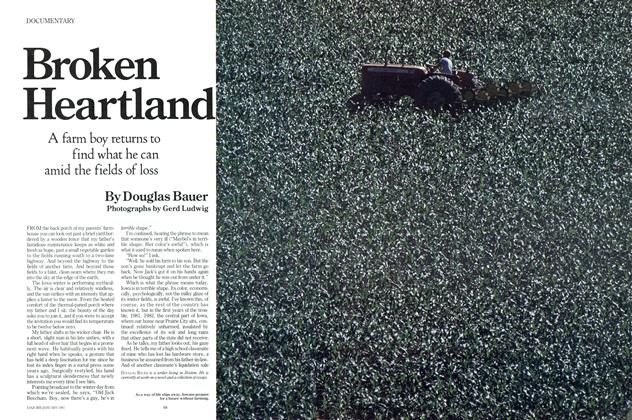Article Preview: Broken Heartland, January 1987 | Esquire