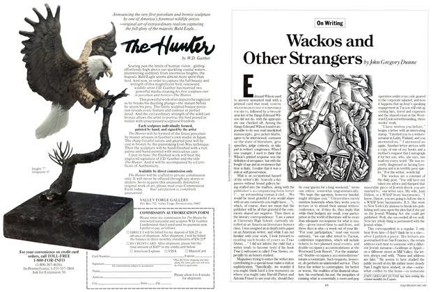 Wackos and Other Strangers