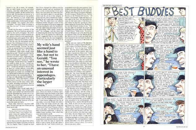 Article Preview: Best Buddies, JANUARY 1987 1987 | Esquire