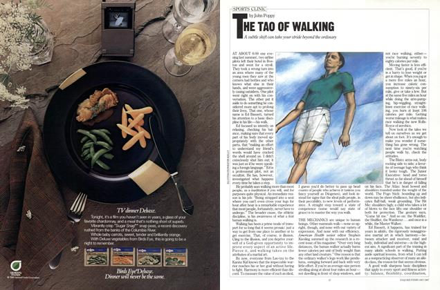 Article Preview: The Tao of Walking, FEBRUARY 1987 1987 | Esquire