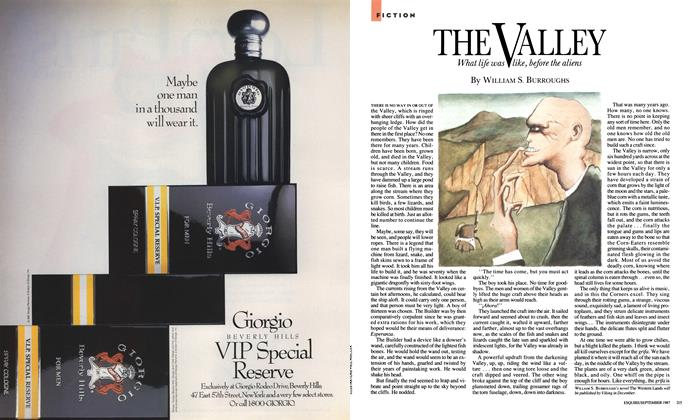 Article Preview: The Valley, September 1987 | Esquire