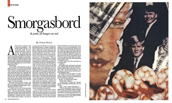 Article Preview: Smorgasbord, September 1987 | Esquire