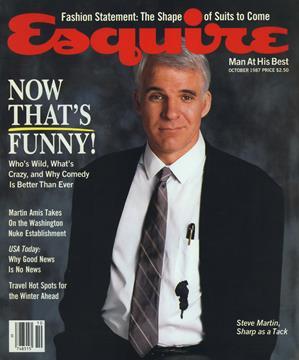 1987 - October | Esquire