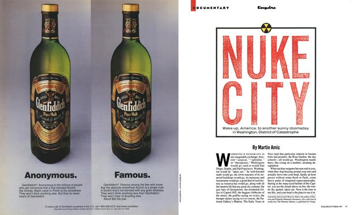 Article Preview: Nuke City, October 1987 | Esquire