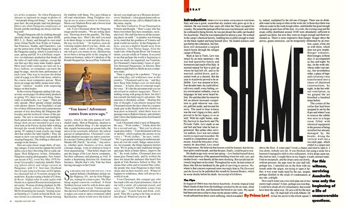 Article Preview: Shame, January 1988 | Esquire
