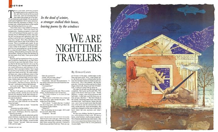 Article Preview: We Are Nighttime Travelers, January 1988 | Esquire