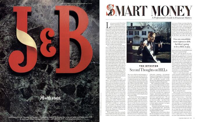 Article Preview: Second Thoughts on HELs, February 1988 | Esquire