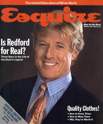 Cover for the March 1988 issue