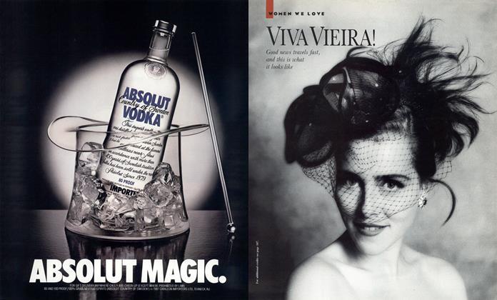 Article Preview: Viva Vieira!, March 1988   Esquire