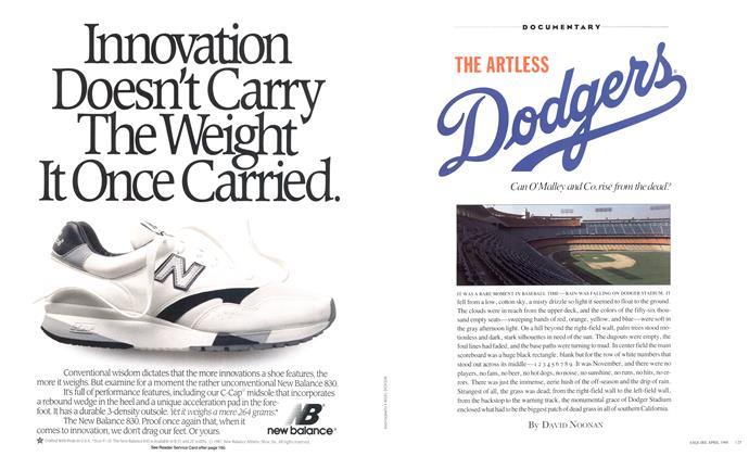 The Artless Dodgers