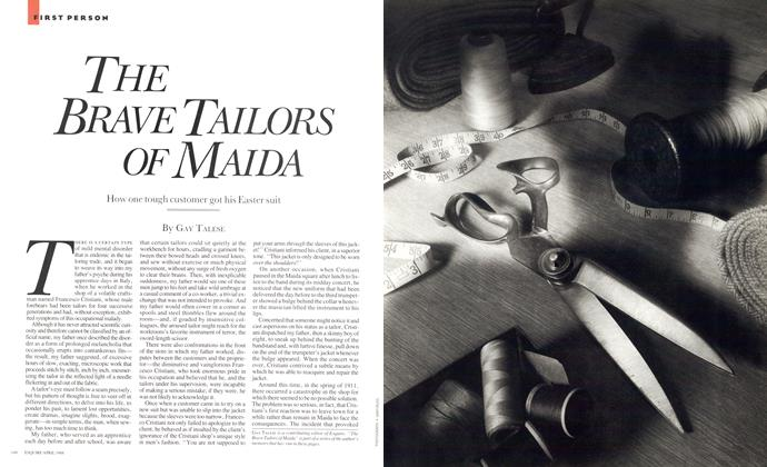 The Brave Tailors of Maida