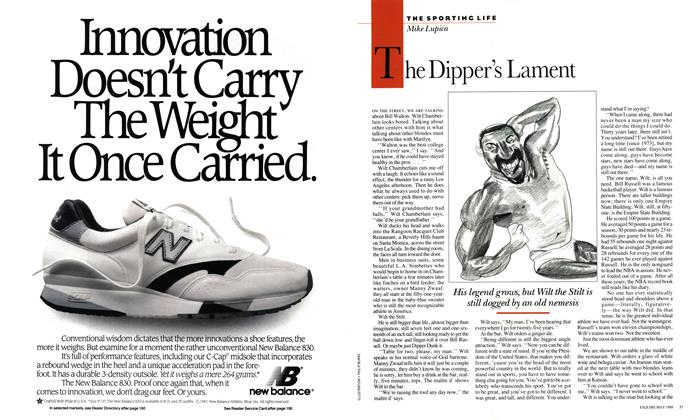 Article Preview: The Dipper's Lament, MAY 1988 1988 | Esquire
