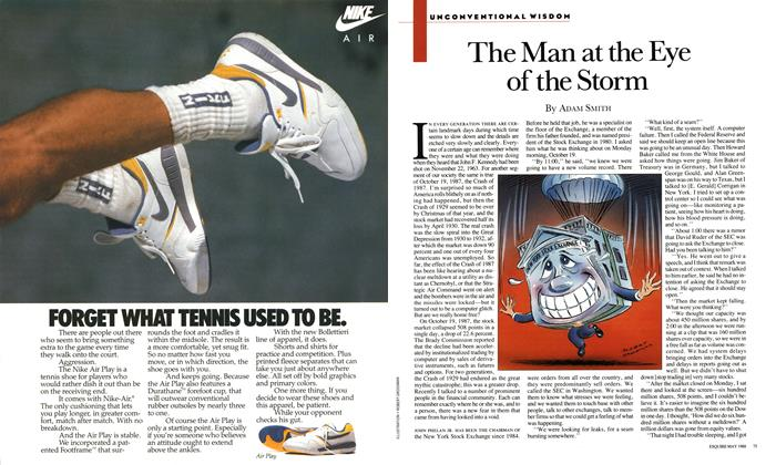 Article Preview: The Man at the Eye of the Storm, MAY 1988 1988 | Esquire