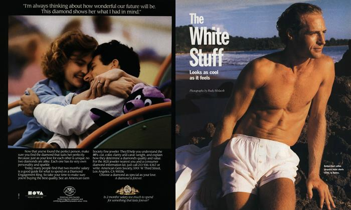 Article Preview: The White Stuff, MAY 1988 1988 | Esquire