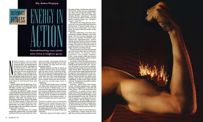 Article Preview: Energy in Action, May 1988 | Esquire