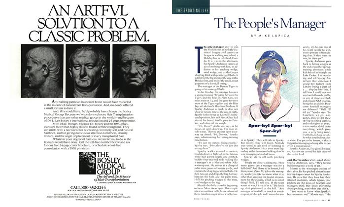 Article Preview: The People's Manager, July 1988 1988 | Esquire