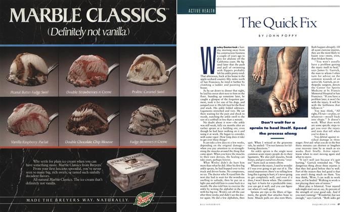 Article Preview: The Quick Fix, July 1988 | Esquire