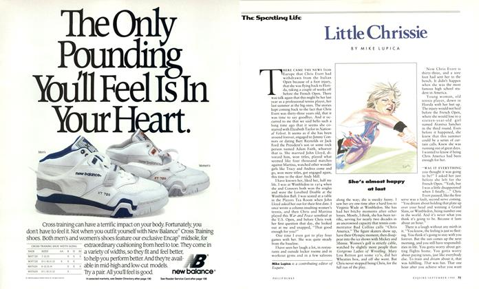 Article Preview: Little Chrissie, September 1988   Esquire