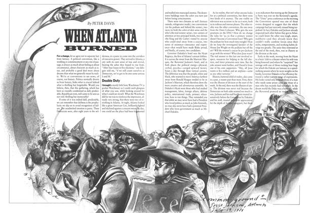 Article Preview: When Atlanta Burned, November 1988 | Esquire