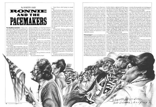Article Preview: Ronnie and the Pacemakers, November 1988 | Esquire