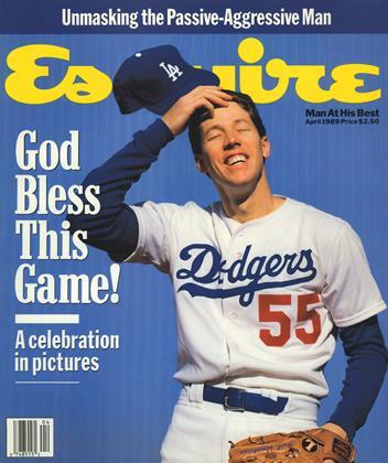 APRIL 1989 | Esquire
