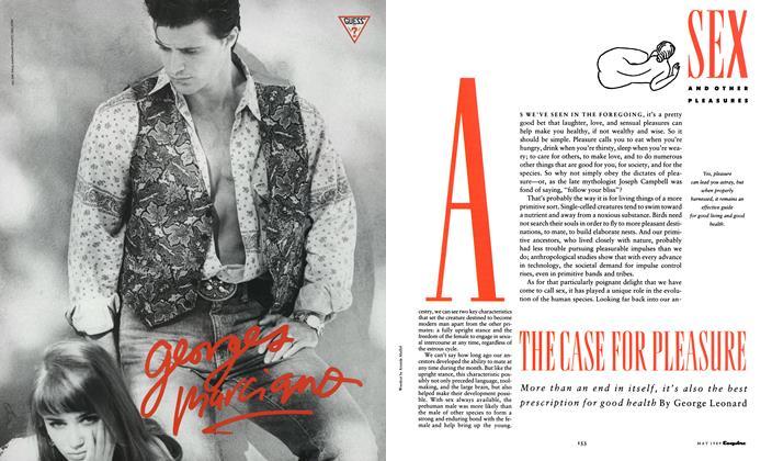 The Case for Pleasure