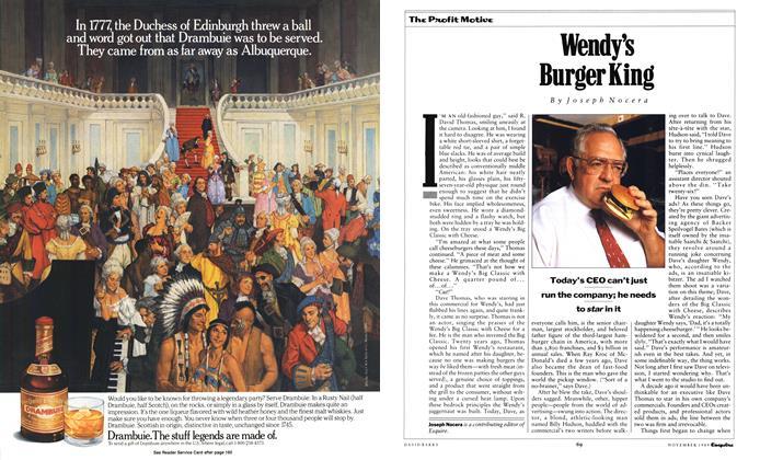 Wendy's Burger King