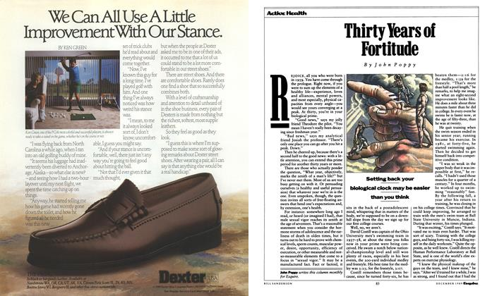 Article Preview: Thirty Years of Fortitude, December 1989 1989 | Esquire