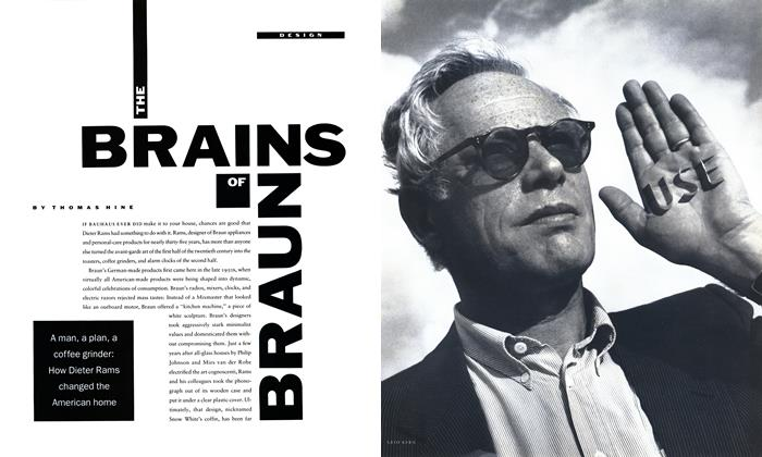 The Brains of Braun