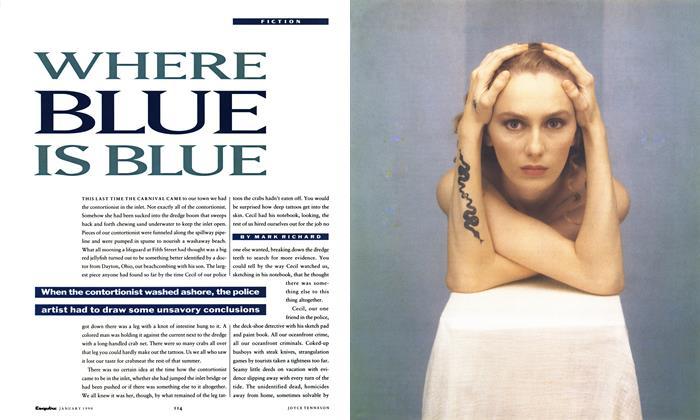 Where Blue Is Blue