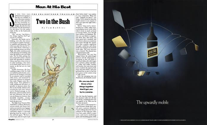 Article Preview: Two in the Bush, March 1990 | Esquire