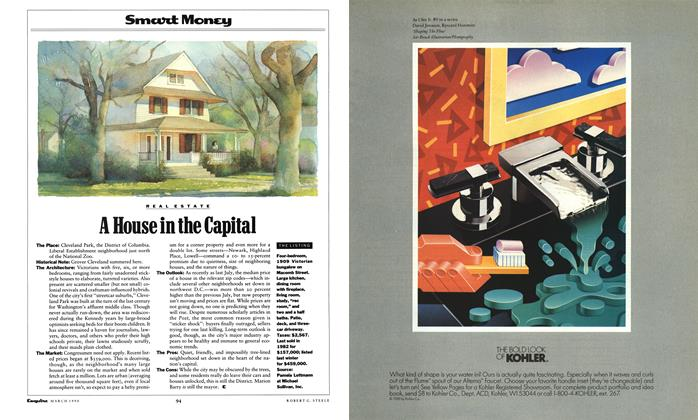 Article Preview: A House in the Capital, March 1990 | Esquire