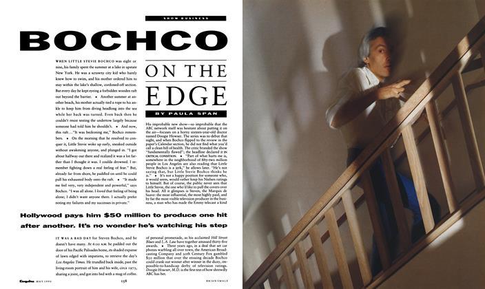Bochco on the Edge