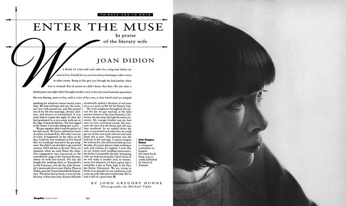 Article Preview: JOAN DIDION, June 1990 1990 | Esquire