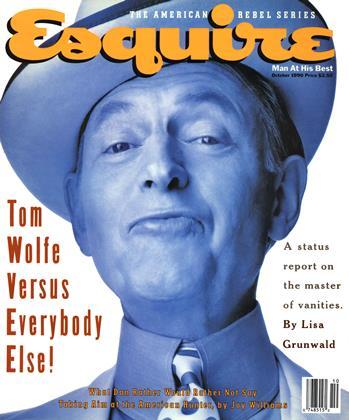 October 1990 | Esquire