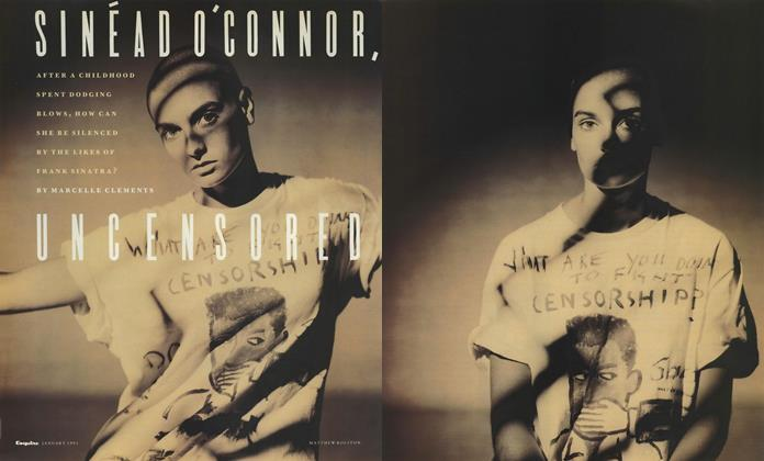 Sinéad O'Connor, Uncensored