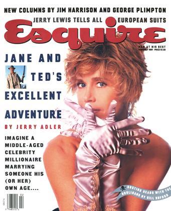 FEBRUARY 1991 | Esquire
