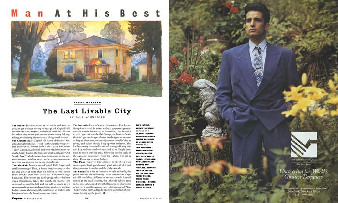 Article Preview: The Last Livable City, FEBRUARY 1991 1991 | Esquire