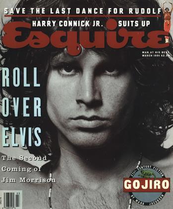 MARCH 1991 | Esquire