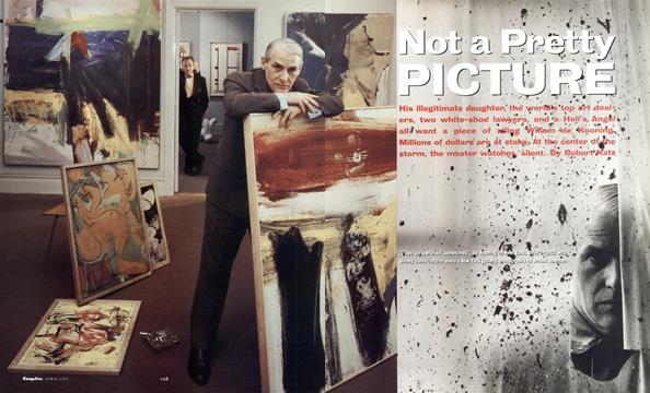 Not a Pretty Picture - April | Esquire