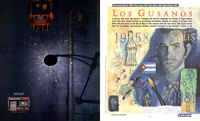 Article Preview: Los Gusanos, April 1991 | Esquire