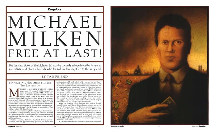 Michael Milken, Free at Last!
