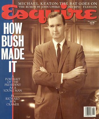 June 1991 | Esquire