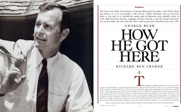 How He Got Here - June | Esquire