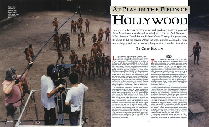Article Preview: At Play In the Fields of Hollywood, July 1991 | Esquire